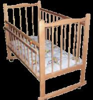 Кроватки Мишутка