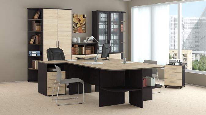 Письменный стол Успех-2 ПМ-184.09