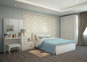 Кровать 1,4м Азалия 14ПМ