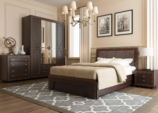 Кровать Калипсо 14 ПМ (1400)