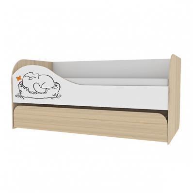 Кровать двухуровневая «Кот 900.1»