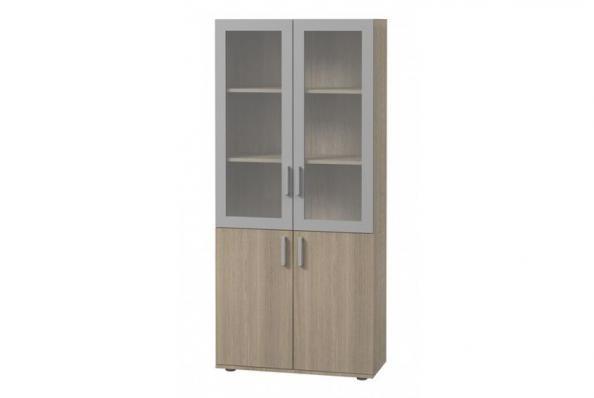 Шкаф для документов Акцент (модуль 4)