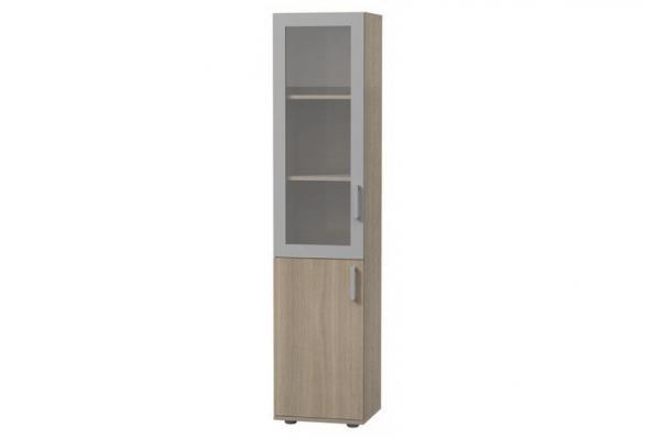 Шкаф для документов Акцент (модуль 2)
