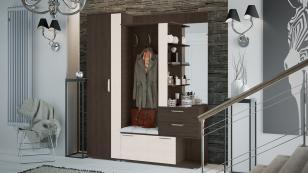 Шкаф для одежды Эрика
