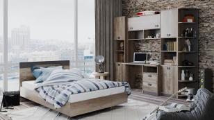 Кровать Пилигрим 1,2 м