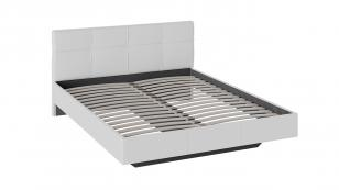 Кровать Элис c мягкой обивкой Тип 1 (1600)