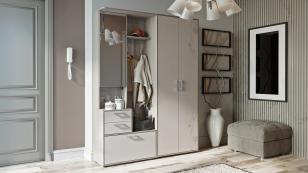 Шкаф-секция комбинированная Витра тип 1