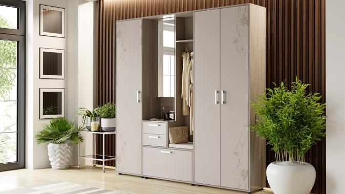 Шкаф комбинированный Витра тип 1