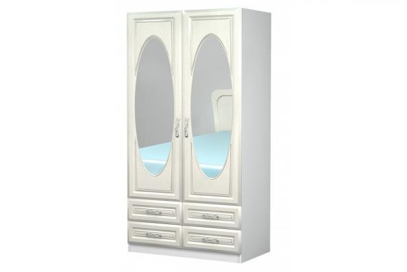 Шкаф двустворчатый створчатый «Жемчужина»