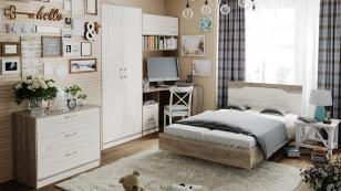 Кровать Брауни 1,2 м