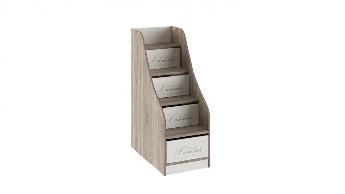 Кровать 2х ярусная (без лестницы) «Брауни»