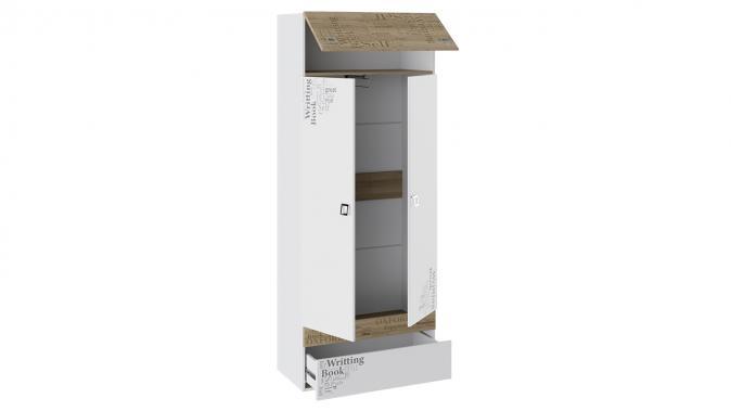 Шкаф для одежды «Оксфорд» ТД-139.07.22
