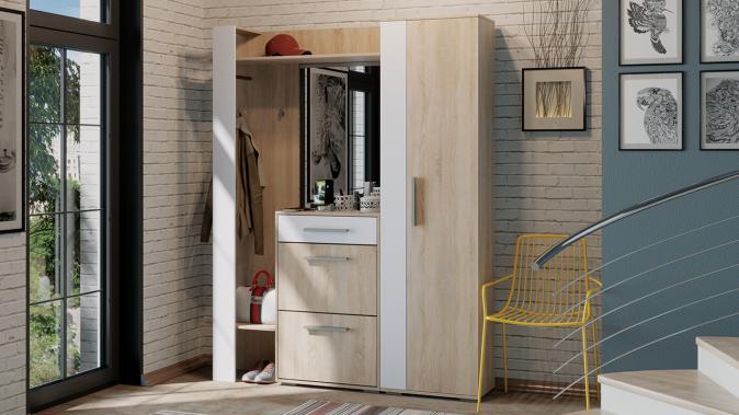 Шкаф для одежды Нуар
