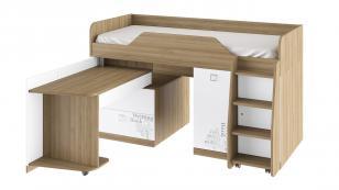 Кровать комбинированная Оксфорд