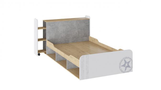 Кровать «Мегаполис» ТД-315.00.01