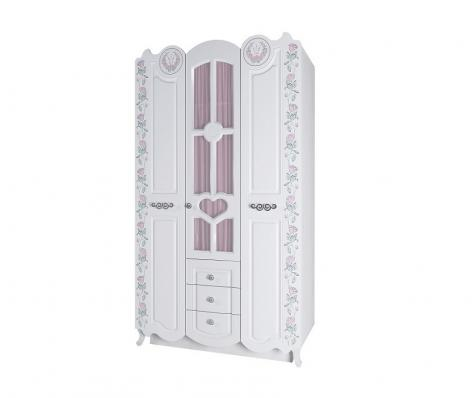 Шкаф 3-х створчатый Розалия №25
