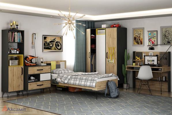 Александрия  мод.№ 12 Кровать 900