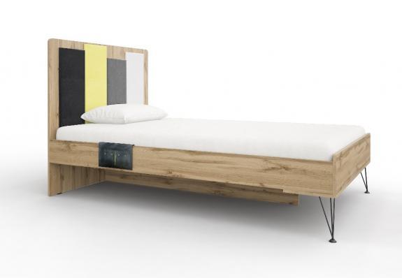 Кровать 1200 Александрия № 14