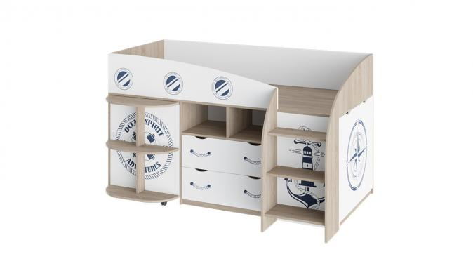 Кровать комбинированная Немо