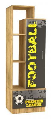 Шкаф для книг Лего