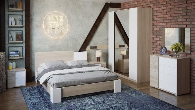 Кровать 1800 Валери