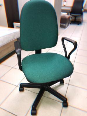 Кресло Престиж Самба В-18 (ткань зеленая)