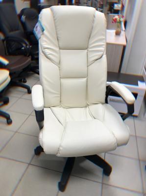 Кресло Одиссей к/з (бежевый)