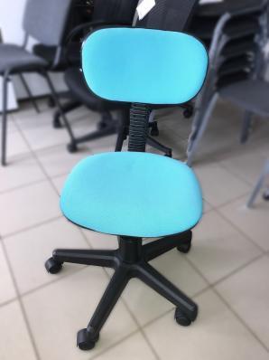 Кресло Эрго б/п D26-30 (голубой) D26-30
