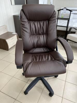 Кресло Ромул к/з (коричневый) ИБ045472