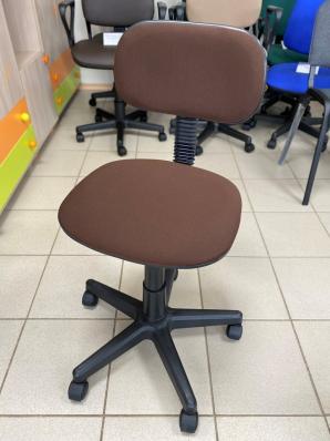 Кресло Эрго б/п D26-27 (коричневый)