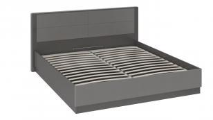 Двуспальная кровать с подъемным механизмом «Наоми» 1,6 м